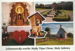 Schoenstattska razglednica